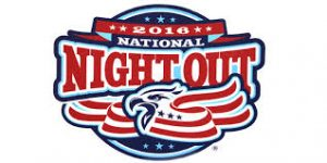 Natioanal Night Out 2016 - Tuesday October 4, 2016