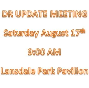 DR Meeting Pavillion 8.17.19